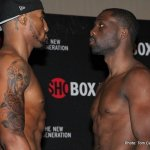 Official Weights For Tomorrow Nights ShoBox: The New Generation