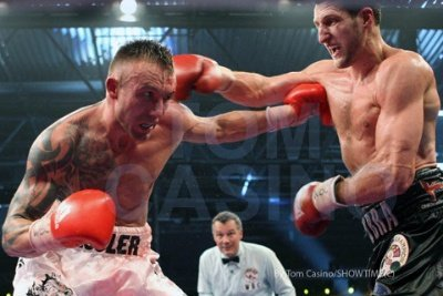 Kessler  to Froch: I´m ready to beat you again