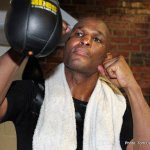 Bernard The Alien Hopkins Philadelphia media workout quotes