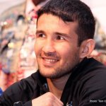 Santana Mamadjonov quotes for Fridays fight on ShoBox