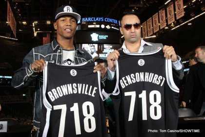 Zab Judah   Paulie Malignaggi Set To Fight on Dec. 7 At Barclays Center Live on SHOWTIME