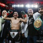 Photos: Jhonny Gonzalez Shocks Abner Mares, Santa Cruz Wins