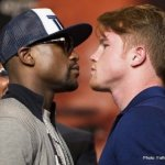 Mayweather, Canelo quotes from Sunday in Mexico City; Photo Galleries from Atlata, Chicago and Miami