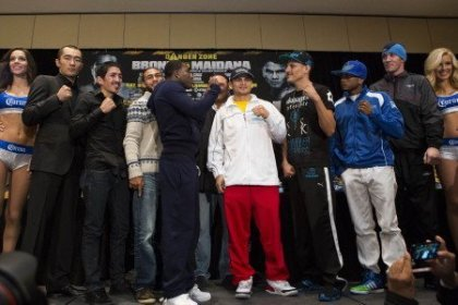 Adrien Broner vs. Marcos Maidana Final Press Conference Quotes