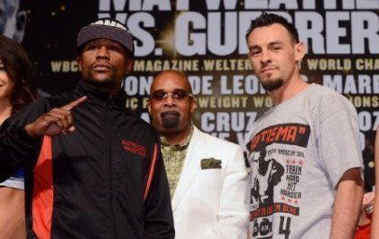 MAYDAY:  Floyd Mayweather vs. Robert Guerrero Fight Prediction