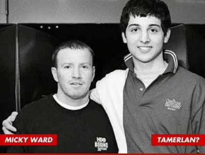 Boston Marathon Bombing   Micky Ward: Dead Suspect Tamerlan Tsarnaev Was No Friend of Mine
