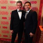 Photos: Gennady Golovkin Lights Up The Golden Globe Awards