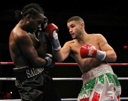 Manfredo Jr. ready to unleash on Wright