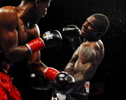 Hank Lundy faces tall task Thursday in Kiev