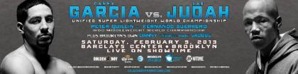 Daniel Jacobs vs. Billy Lyell on Garcia Judah undercard on February 9th