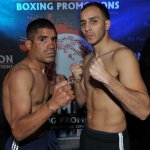 Weights: Martin vs. Beranza