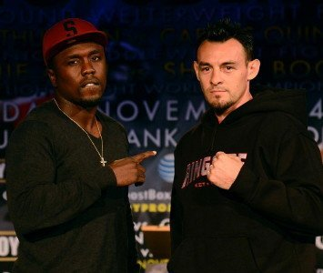 Berto vs. Guerrero quotes