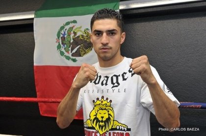 Josesito Lopez talks Mike Arnaoutis fight