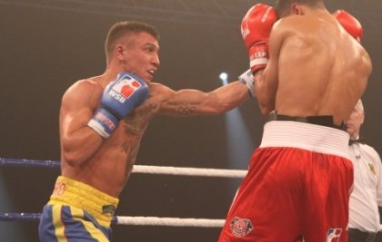 Lionhearts secure third sport and a quarter final against Mexico despite 3 2 defeat to star studded Ukraine team at York Hall