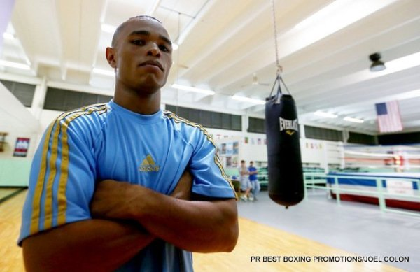 29 ene 2013 Aldimar Silva Santos trains in Puerto Rico for Juanma Lopez 7