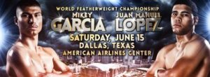Juan Manuel Lopez ready for fight against Mikey Garcia this Saturday