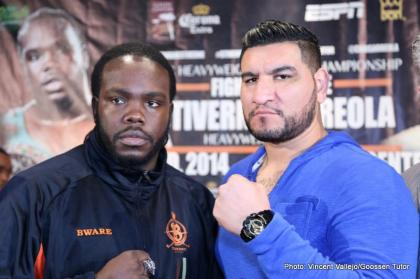 Stiverne vs. Arreola Photos and Videos