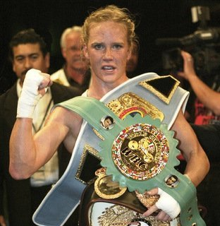 Holm vs Braekhus negotiations begin; Robert Guerrero