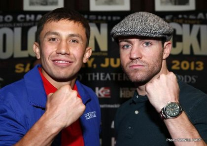 Golovkin Macklin: A Great Fight for Boxing