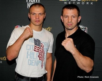 Adamek    Glazkov Press Conference Photos and Video