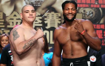 Hanks/Ruiz Weigh In Results: Hanks 236, Ruiz 254