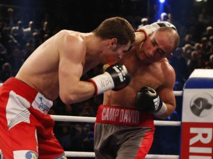 Robert Stieglitz gets his revenge, Helenius and Groves successful