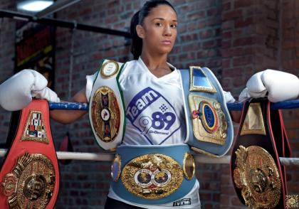 Amanda Serrano vs. Dominga Olivo this Saturday, June 29th