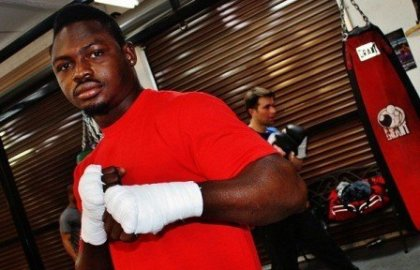 Bastie Samir back in US sparring with Mayweather
