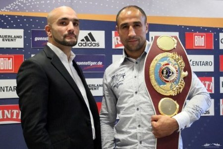 "Arthur Abraham: ""I want to hold on to my title for a while!"