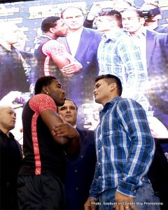 Broner vs Maidana on Dec 14 live on Showtime