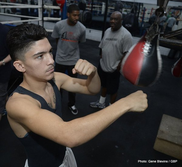 Indio Media Boxing Workout