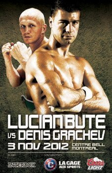 Bute faces Grachev in a dangerous fight tonight