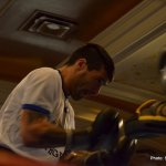 Photos: THE ONE Undercard Media Workouts    Matthysse, Garcia, Molina, Cano, Theophane and Smith