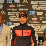 Photos: Bradley Marquez Final Press Conference