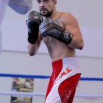 Photos: Wilfredo Vazquez Jr.  Media workout