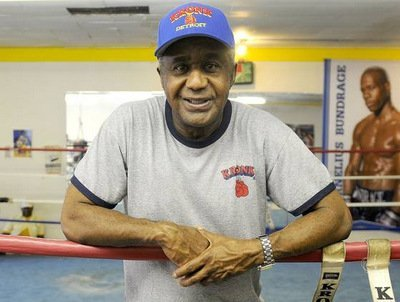 Emanuel Steward Emanuel Steward, The People's Champion