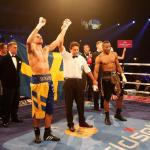 Erik Skoglund clinches EU Light Heavyweight Title; Deion Jumah secures third professional victory