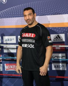 Age not a decisive factor for Firat Arslan in his quest for glory