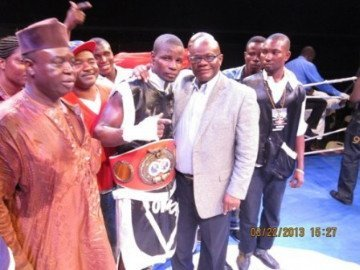 We'll make Fred Lawson world champ – Alhaji Enusah