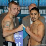 Video: Victor Ortiz VS. Luis Collazo Official Weigh In