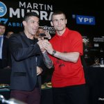 Martinez vs Murray Photos and Quotes
