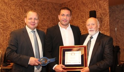 EBU names Pulev Champion of the Year!