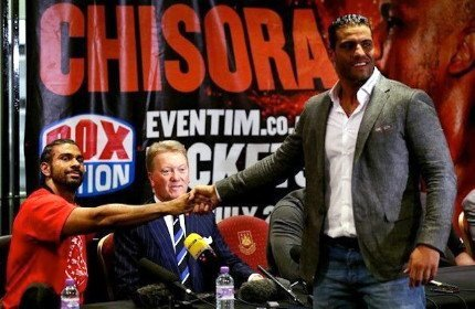 Manuel Charr talks Klitschko, Wilder, Saglam and more!