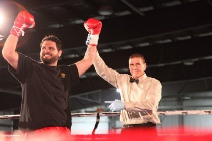 Third Man in the Ring: A Life of Montana Boxing Referee Russ Hansen