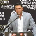 Canelo Alvarez vs. Austin Trout: Houston, TX Press Conference Summary