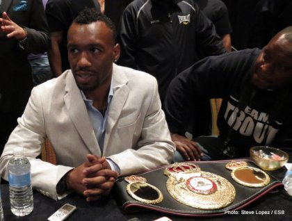 Austin Trout – Media Roundtable Exclusive Interview