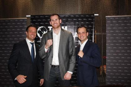 David Price signs with Team Sauerland