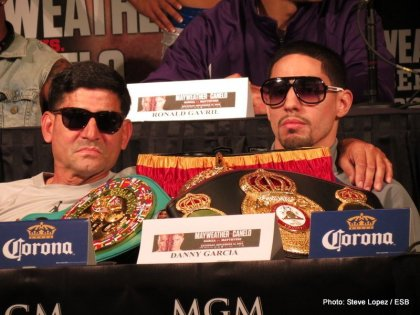 "Danny ""Swift"" Garcia: Number 46…paging number 46!!"