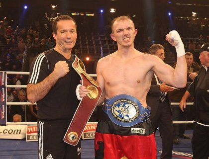 Braehmer beats Gutknecht   Robert Woge wins first title