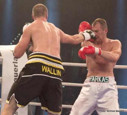 Otto Wallin scores TKO victory in Germany